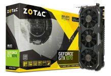 Zotac GeForce GTX 1070 AMP! Extreme 8GB (ZT-P10700B-10P)