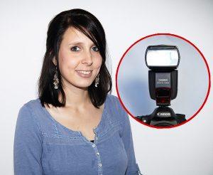 используем вспышку при фотографировании: вспышка «в лоб» делает тени очень резкими