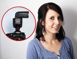 используем вспышку при фотографировании: направленная вбок вспышка сделает снимок более глубоким