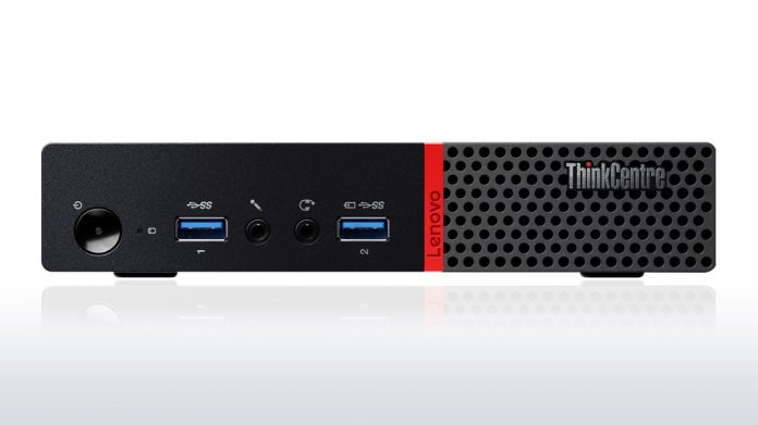 Тест мини-ПК Lenovo ThinkCentre M900 Tiny