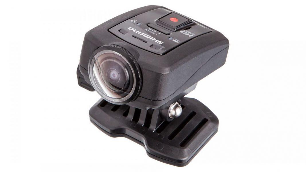 Тест экшен-камеры Shimano CM 1000