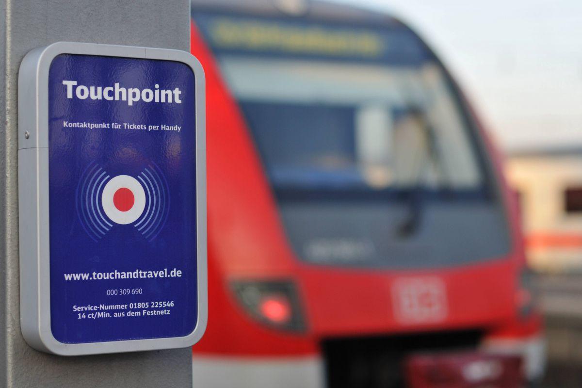 Без пользователей Система продажи железнодорожных билетов Touch & Travel сворачивается к концу 2016 года. Причина проста: сер- висом почти никто не пользуется