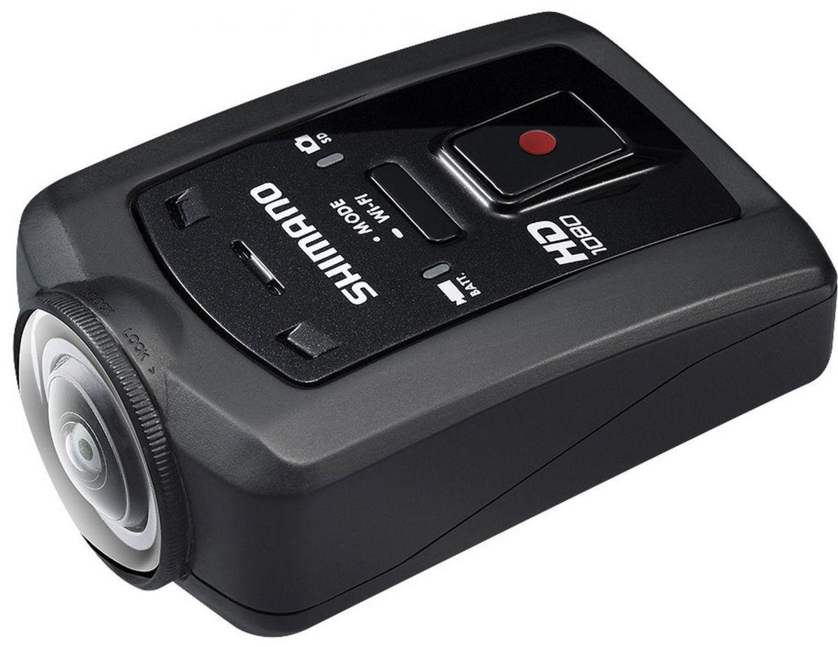 Shimano CM-1000: экшен-камера от специалистов в области велосипедного оборудования