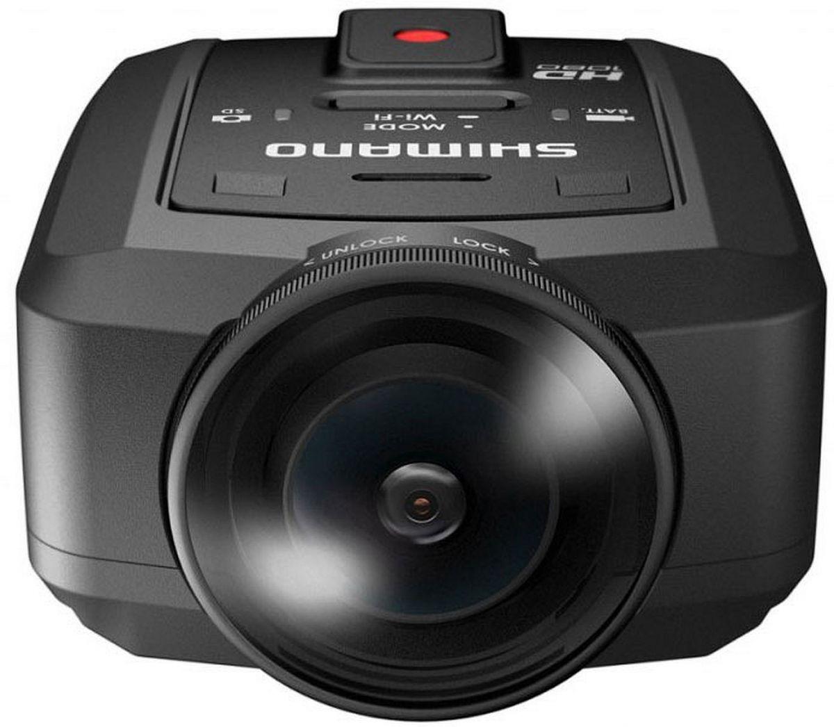 Shimano CM-1000: насадка на объектив для использования под водой входит в комплект поставки