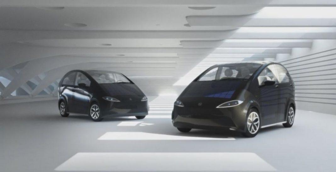 Электроавтомобиль всего за €12 000: Sion из Баварии ездит на солнечной энергии