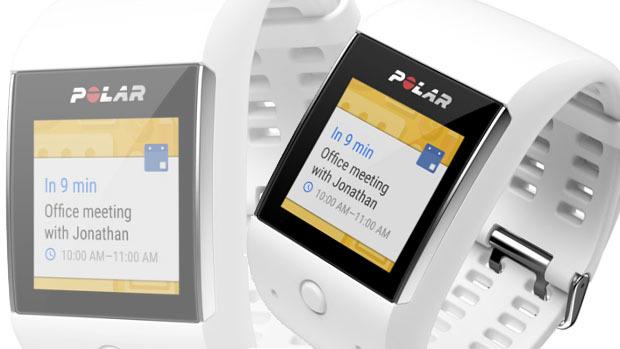 Polar M600: фитнес-браслет работает на Android Wear. Источник: Polar