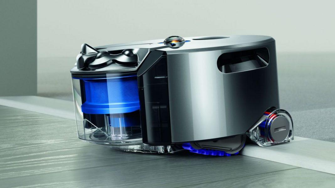 Робот-пылесос Dyson 360 Eye покоряет Европу после 18 лет разработки