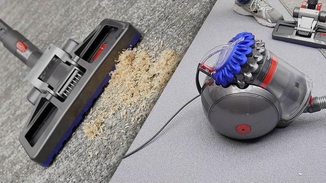 Практический тест пылесоса Dyson Big Ball: неконтролируемая сила