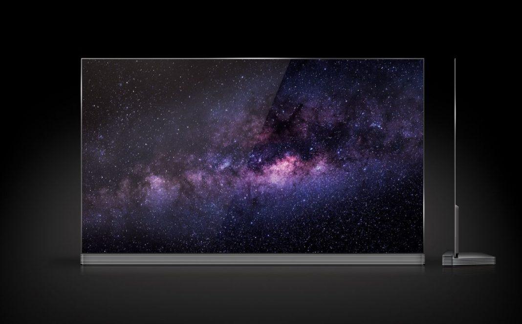 LG SIGNATURE: ультратонкий OLED телевизор для ценителей качественного изображения