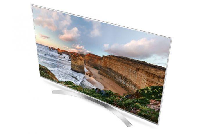 Тест телевизора LG 55UH850V: сейчас будет пестро