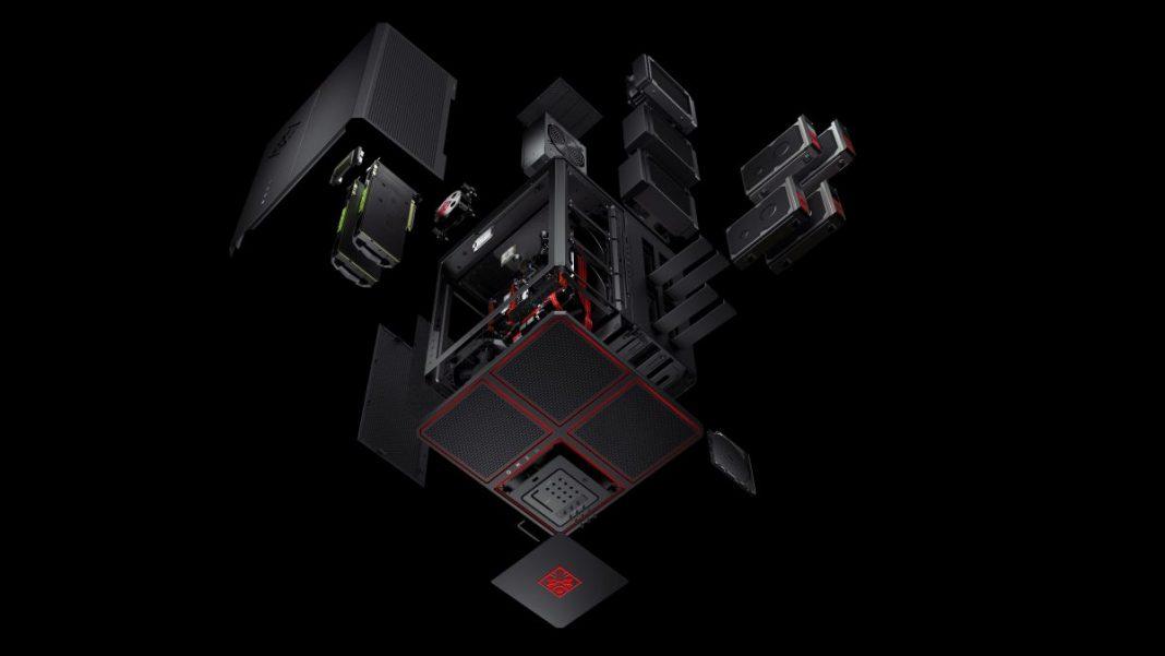 Первый взгляд на игровой ПК HP Omen X: куб богов