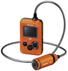Panasonic HX-A500: экшен-камера состоит из двух модулей