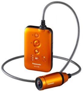Panasonic HX-A100: состоит из модулей камеры и электроники