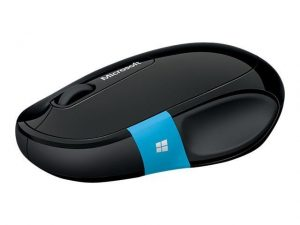 MS Sculpt Comfort Mouse: Bluetooth-мышка с приятной поверхностью и удобным дизайном