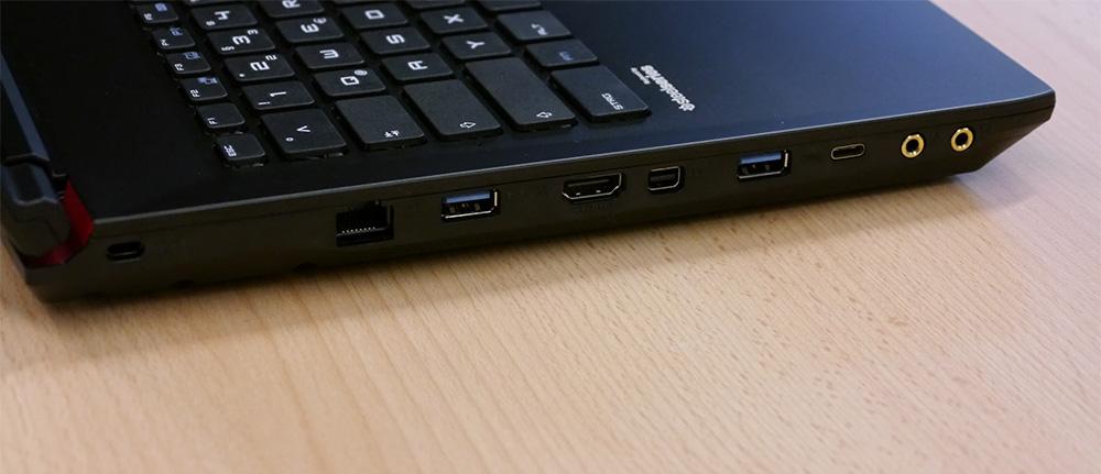 MSI GP62-6QE8H11 (0016J5-SKU1003): много интерфейсов — это приятно.