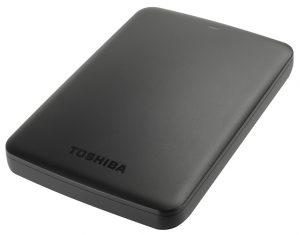 Toshiba Canvio Basics 2TB: хорошая цена, хорошая производительность