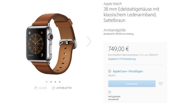 Apple Watch 2  дата выхода, стоимость, слухи   CHIP d35349a6b3e