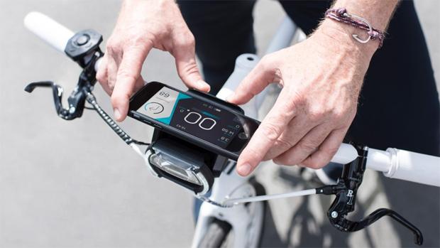 COBI: велосипедный держатель одинаково хорошо принимает почти все Android-смартфоны. В качестве альтернативы имеется подходящий набор для iPhone