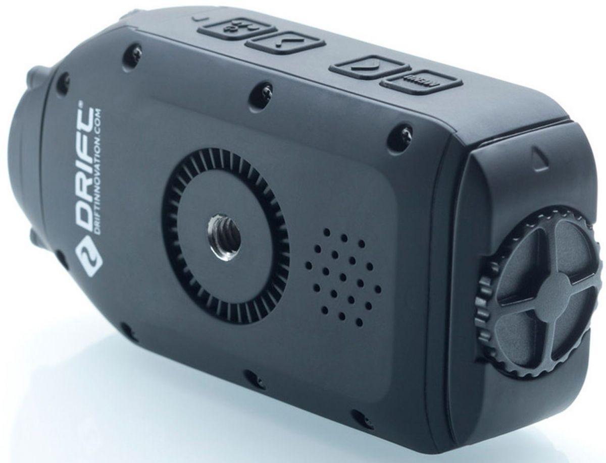 Drift Innovation Ghost-S: резьбовое соединение позволяет закрепить камеру на штативе