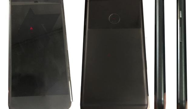 Фото: следующий смартфон Google: произошла утечка изображений смартфона под кодовым названием «Sailfish», который официально будет назван, скорее всего, как «Pixel». Изображение: androidpolice.com