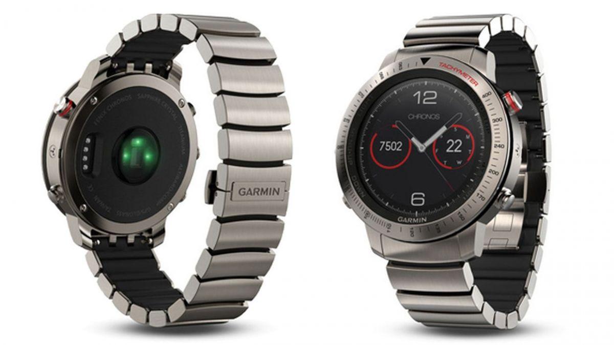 Garmin Fenix Chronos: «титановая» версия стоит 1300 евро