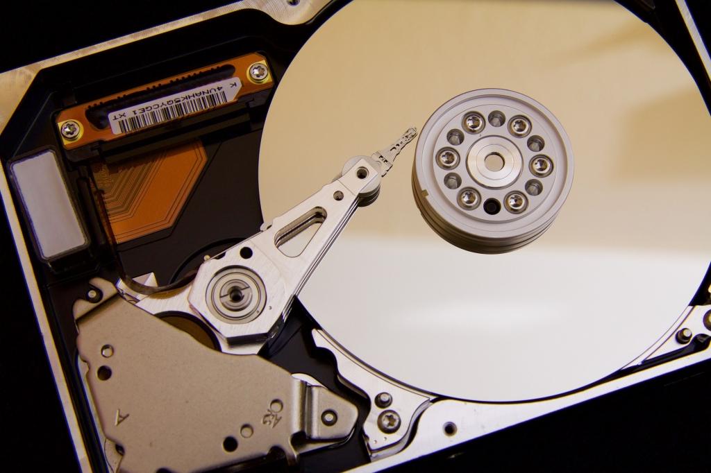 Как зашифровать жесткий диск компьютера