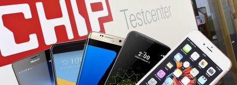 тестирование смартфонов