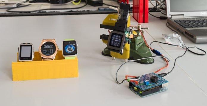 Как тестирует CHIP: умные часы