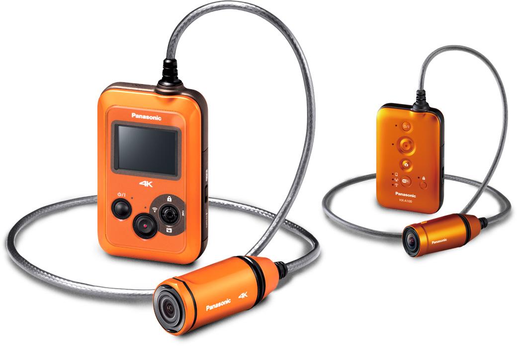 Тест экшен-камеры Panasonic HX-A500