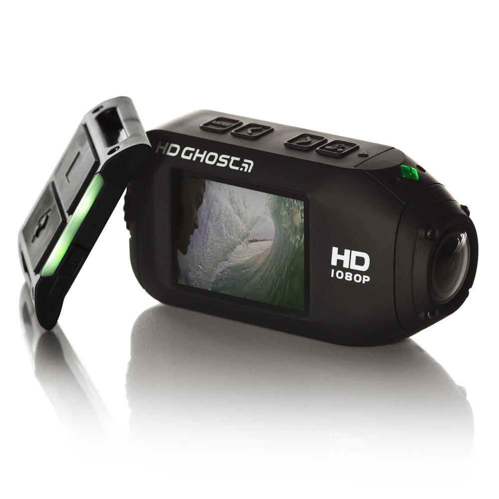 Тест Drift Innovations Ghost S: экшен-камера с выносливым аккумулятором