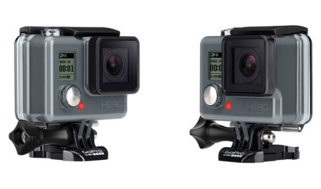 Тест экшен-камеры GoPro Hero: дешевая, но не убогая