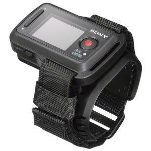 Sony HDR-AS30V: можно дополнить браслетом с дисплеем