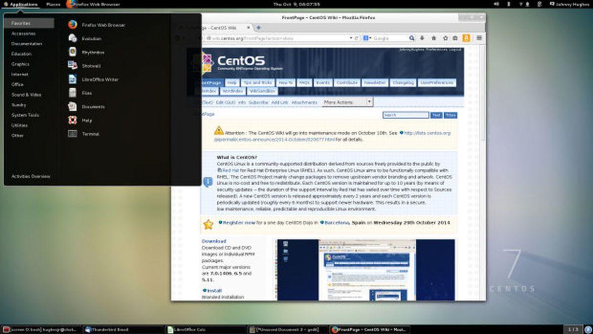 CentOS: бесплатная альтернатива Red Hat Enterprise Linux