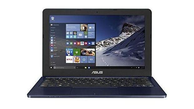 Тест ноутбука ASUS EeeBook E202SA: компактный и легкий спутник с медленным процессором