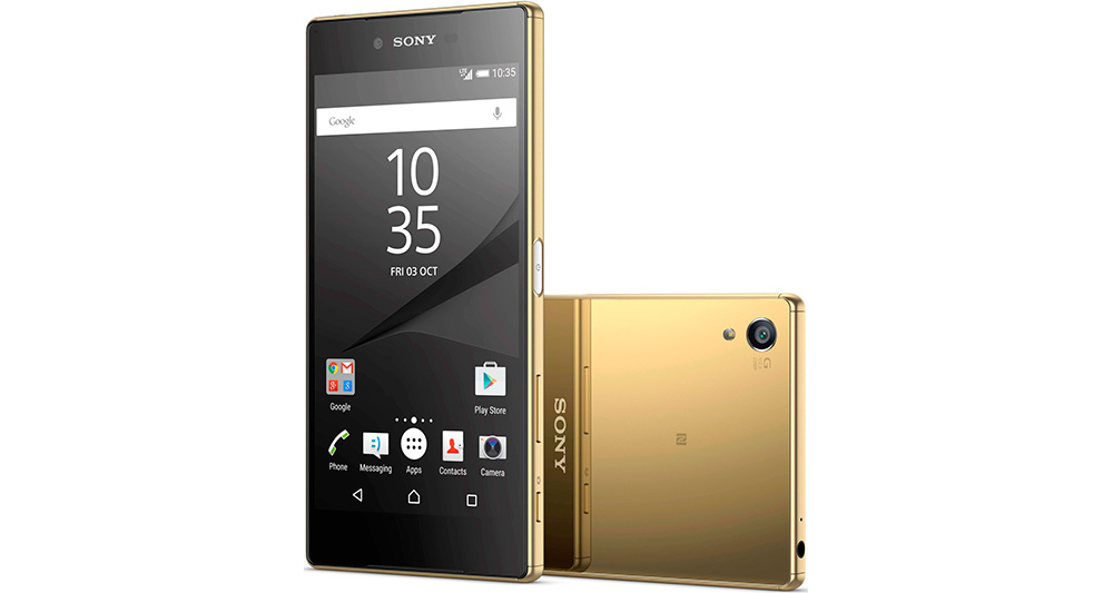 Sony Xperia Z5 Premium: флагман компании Sony поставляется с 5,5-дюймовым дисплеем.