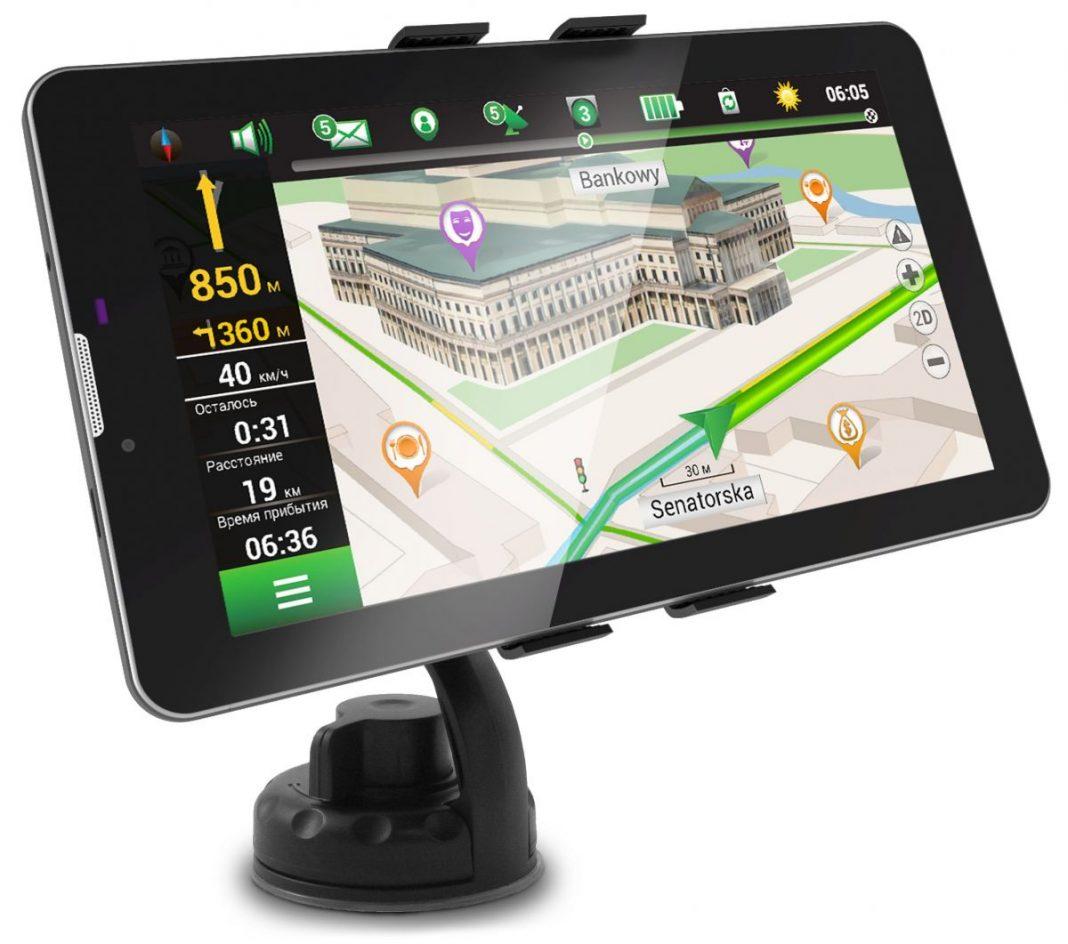 Тест Navitel A735: планшет и автонавигатор с картами 12 стран