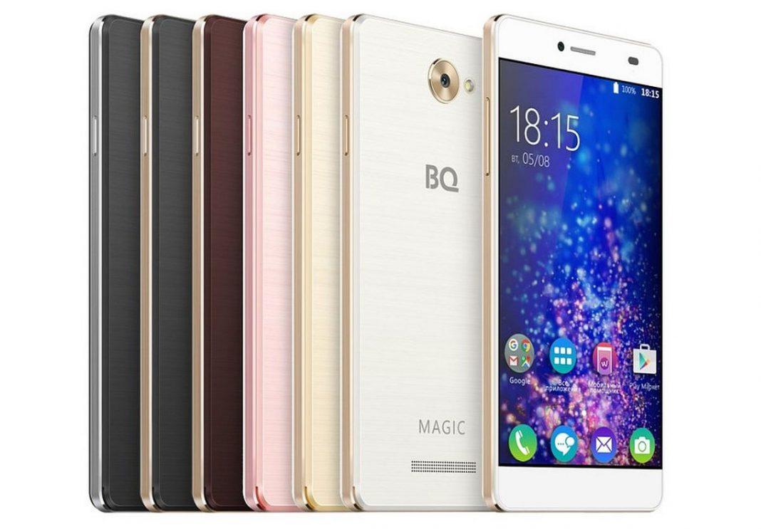 Легкость и стиль: обзор смартфона BQ BQS-5070 Magic