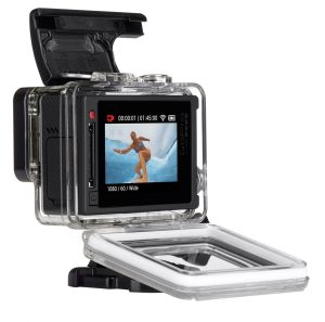 GoPro Hero4 Silver Edition: сенсорный 1,8-дюймовый дисплей