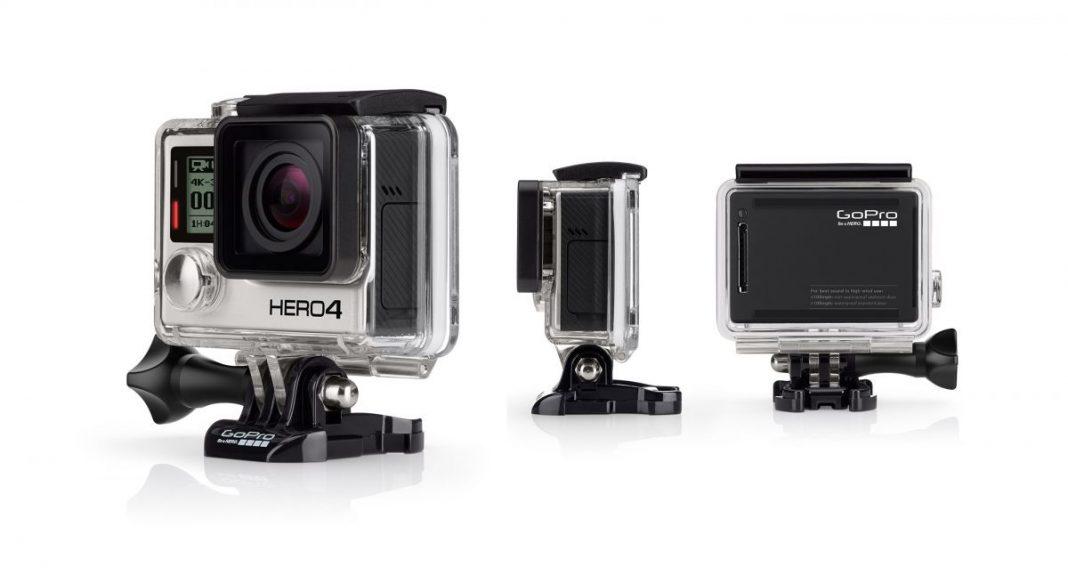Тест экшен-камеры GoPro Hero4 Black Edition: четкое искушение