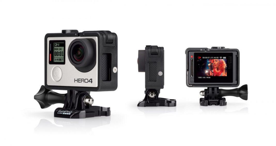 Тест GoPro Hero4 Silver Edition: универсальная экшен-камера