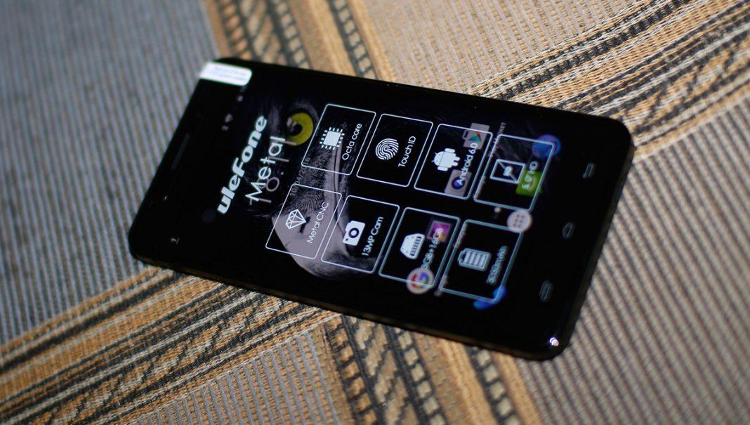 Тест смартфона Ulefone Metal 4G: 8 ядер в металлическом корпусе