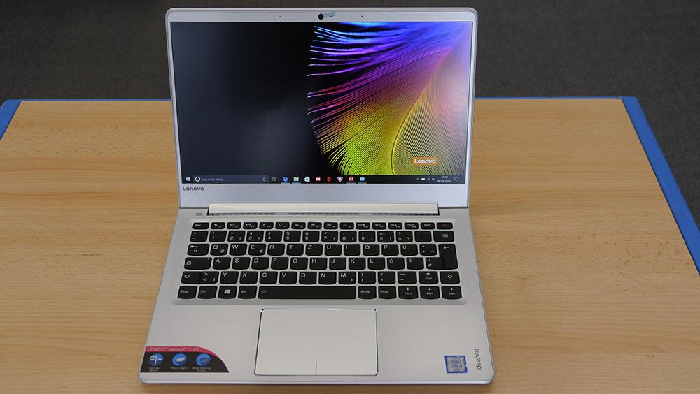 Lenovo Ideapad 710s: выдающийся дисплей и очень хорошая мобильность