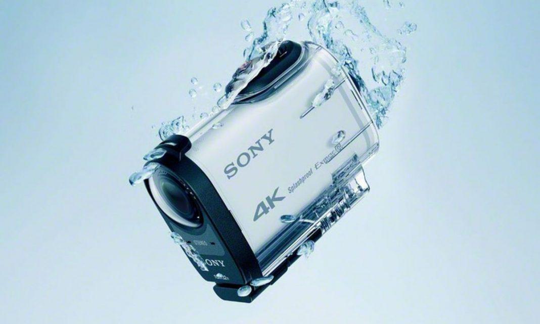 Тест Sony FDR-X1000V: горячий лидер рейтинга экшен-камер
