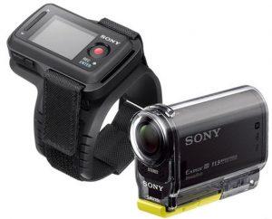 Sony HDR-AS30V: экшен-камера с роскошным оснащением