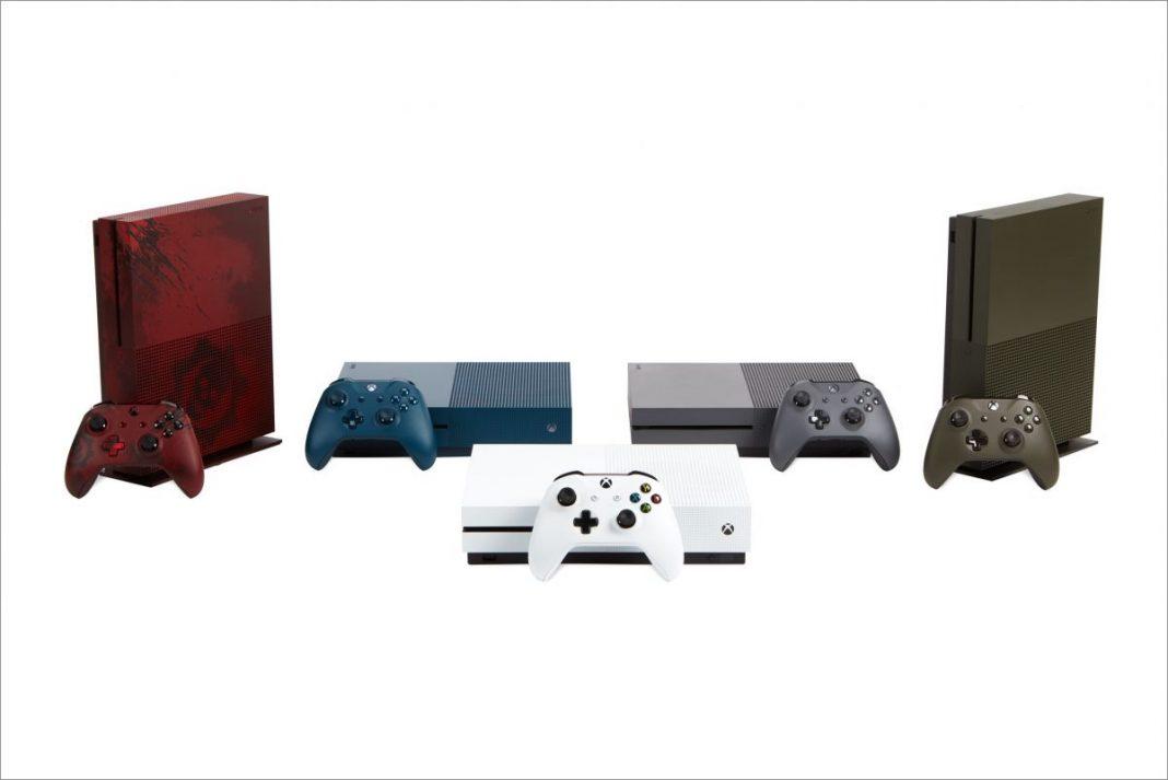 В России стартовали продажи новой игровой консоли Xbox One S с поддержкой 4К