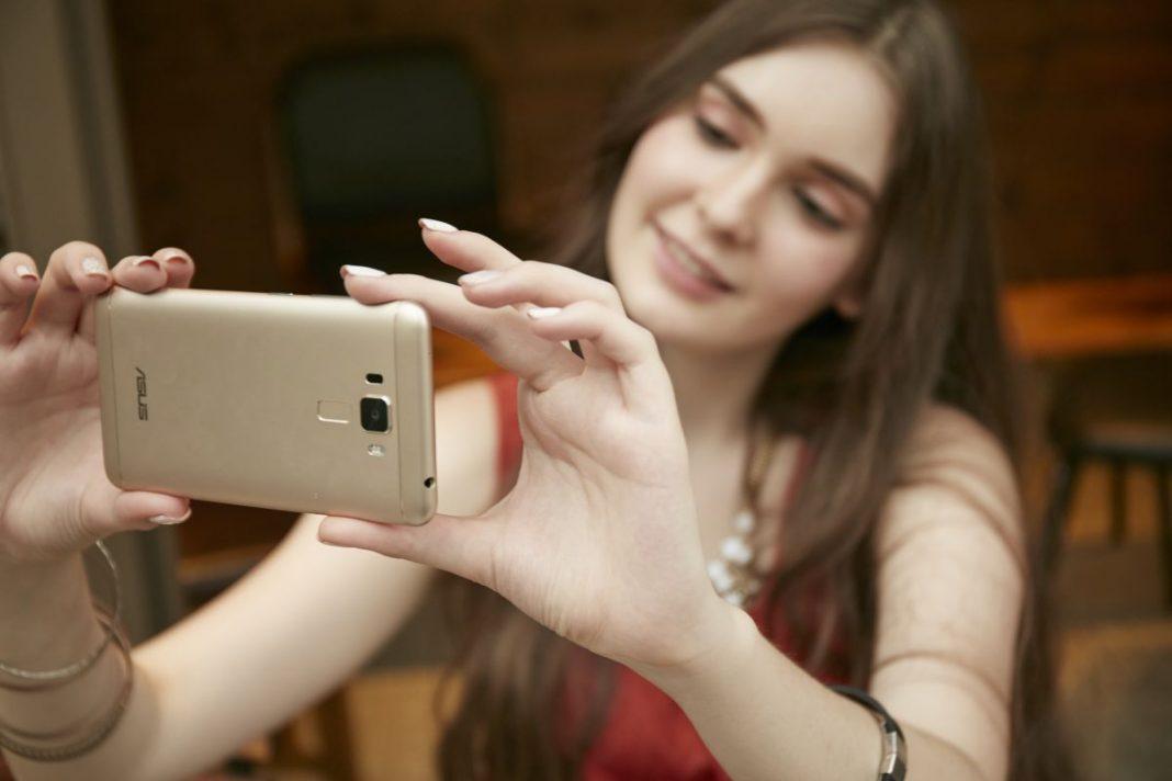 Смартфон ASUS ZenFone 3 Laser фокусируется всего за 0,03 с благодаря уникальной камере