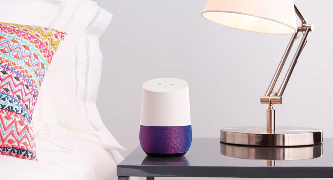 Первый взгляд на Google Home: умная колонка от Google