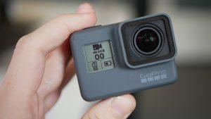 GoPro Hero5 Black: дисплей для отображения статуса устройства относится к числу немногих нетронутых характеристик