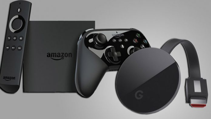 Битва новых медиаплееров: Chromecast Ultra против Fire TV