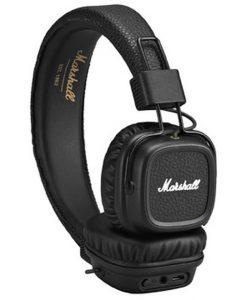 Громко, громче, Marshall: эти bluetooth-наушники нагрузят ваши уши приличными басами